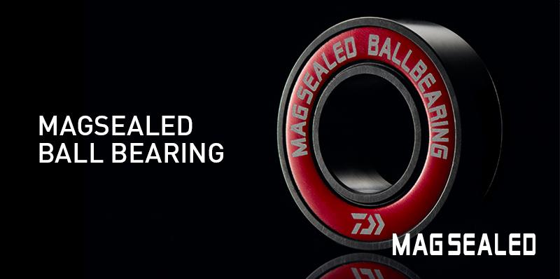 MAGSEALED BALL BEARING(マグシールド ボールベアリング)