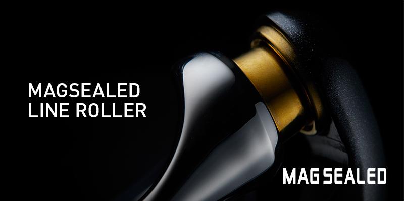 MAGSEALED LINE ROLLER(マグシールド ラインローラー)
