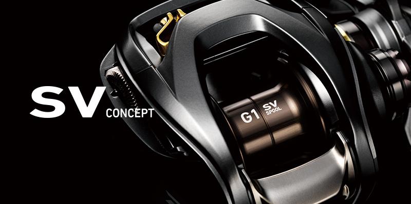 SV-CONCEPT(ストレスフリーバーサタイル コンセプト)