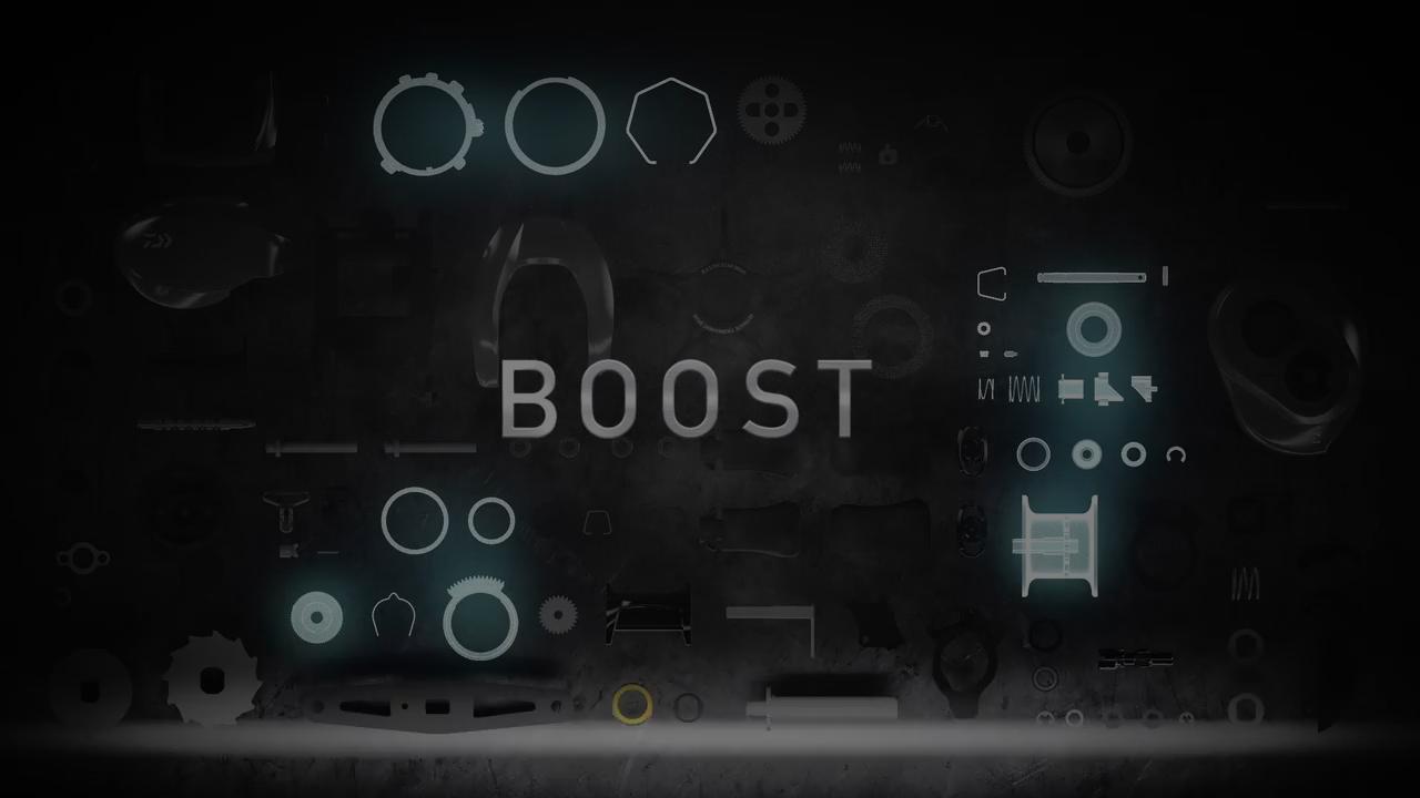 BOOST - Japanese Ver. -