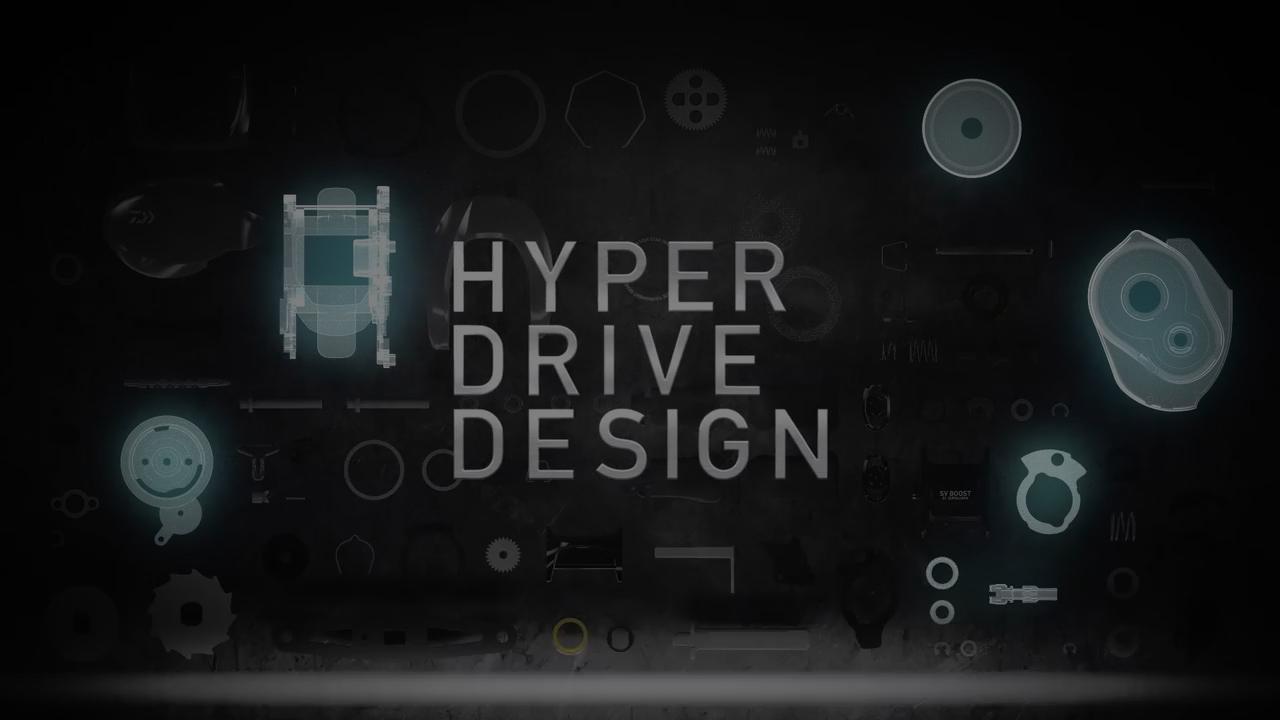HYPER DRIVE DESIGN - Japanese Ver. -