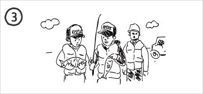 待望の釣行当日、高級釣り具の醍醐味を存分に楽しもう!